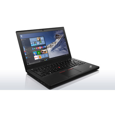 Lenovo ThinkPad X260 Ultrabook - Core i7 6600U / 2.6 GHz - Win 7 / 10 Pro 64-bit (20F60097US)