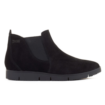Women's Cougar 'Sass' Suede Boot in Black