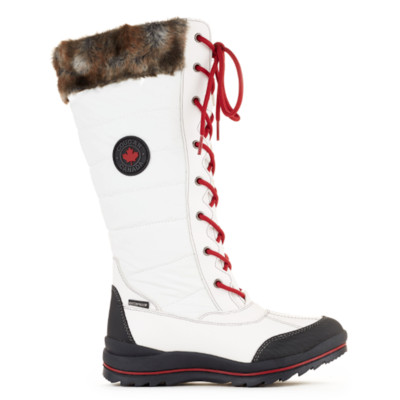 Women's Cougar 'Chateau' Sleek Winter Boot in White