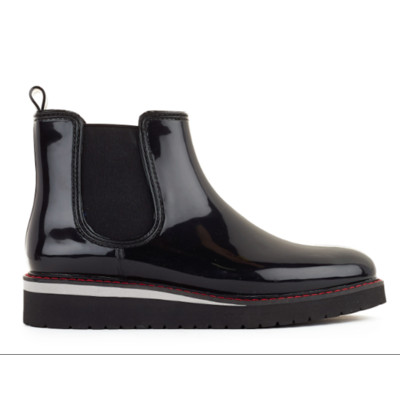 Women's Cougar 'Kensington' Rubber Boot in Black