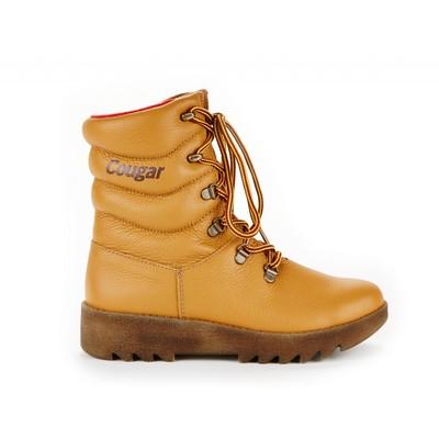 Women's Cougar '39068 Original Bounty Leather' Boot in Tan
