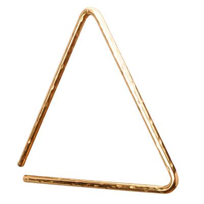 """Gon Bops PTRIB8H6 6"""" B8 Hammered Triangle - Gon Bops - PTRIB8H6"""