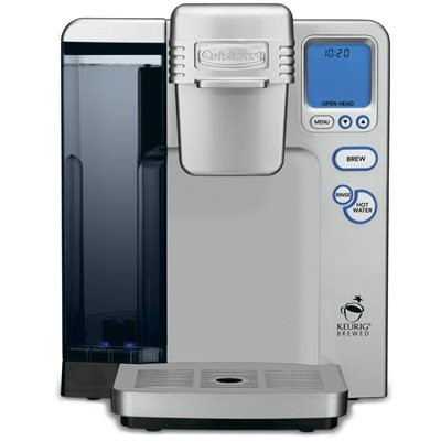 Cuisinart SS-700 Refurbished Single Serve Brewing System - Powered by Keurig