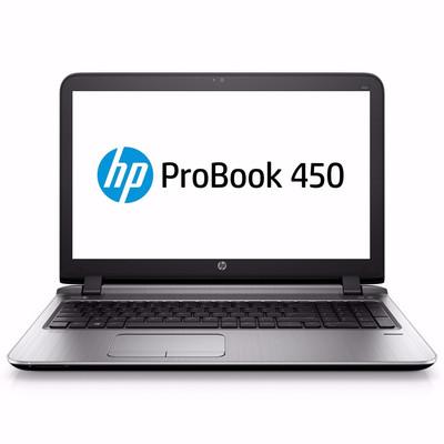 "HP ProBook 450 G3 15.6"" Notebook (W0S86UT#ABA), Intel Core i5-6200U, 4GB RAM, 500 HDD, English"