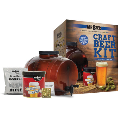 American Lager Craft Starter Kit