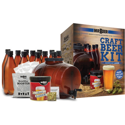 American Lager Complete Craft Kit