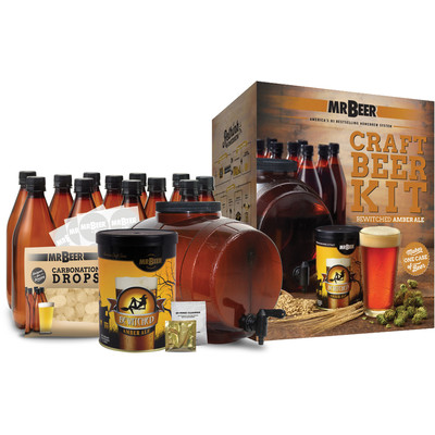 Bewitched Amber Ale Complete Craft Kit