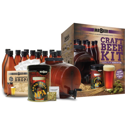 Long Play Session IPA Complete Craft Kit
