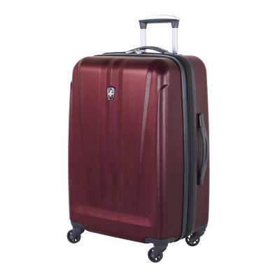 """Atlantic Atlas Collection - Expandable 24"""" Luggage"""
