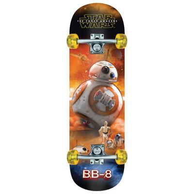 BB8 Popsicle Board