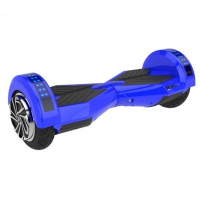 UWheels - Lamborghini 8' Turbocharged Bluetooth (Blue)