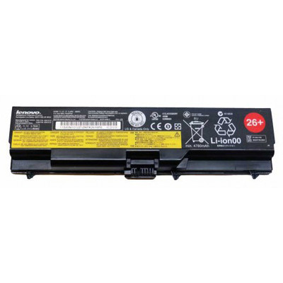 Genuine Lenovo 6 Cell Battery (26+) for ThinkPad T410, T510 and W510 laptops / notebook - LEN-26+