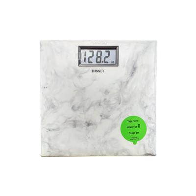 Conair Thinner Digital Scale, Marble, English (TH329C)