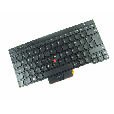 Genuine Lenovo Thinkpad T430 T530 W530 X230 replacement keyboard with backlit.