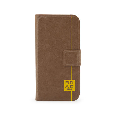 Golla iPhone 6 Slim Folder Case / Flip Case / Impact Resistant Hardcover Protective Case - TAUPE (GOLLA-G1725)