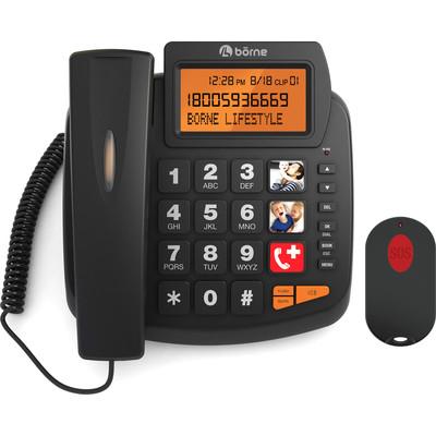 Borne SOS Emergency Big Button Phone (691768001707)