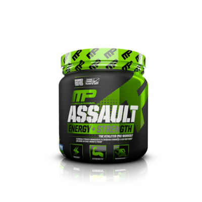 Assault Sport - Fruit Punch - 30 Servings