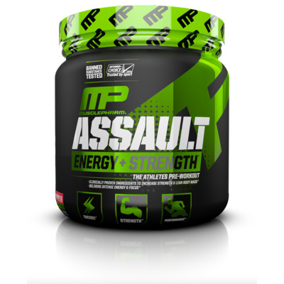 Assault Sport - Strawberry Blast - 30 Servings
