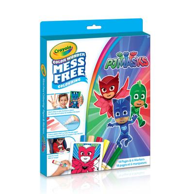 Color Wonder Kit, PJ Masks