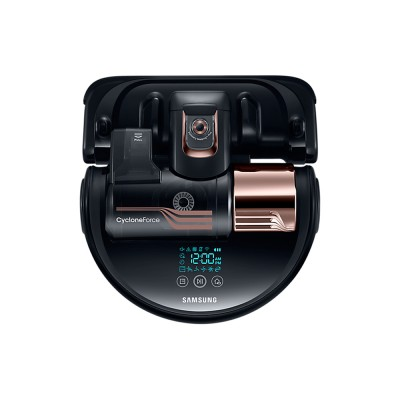 Samsung POWERbot Turbo with Wi-Fi, 70W Vacuum Cleaner (VR2AK9350WK/AC)