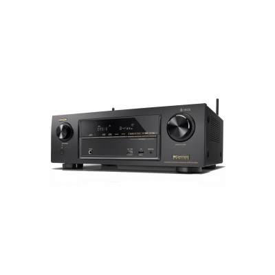 Denon AVR-X1400H 7.2 In-Command Receiver with HEOS Technology (883795004190)