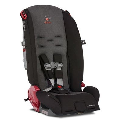 Diono Radian R100 Convertible Car Seat (Black Mist)