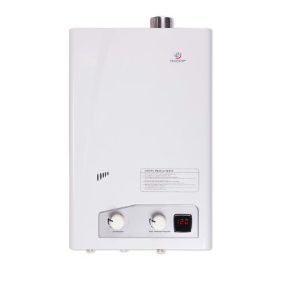 Eccotemp FVI12-NG Indoor Forced Vent Natural Gas Tankless Water Heater