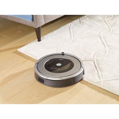 iRobot Roomba 860 Vacuum Cleaning Robot - Silver (REFURBISHED)
