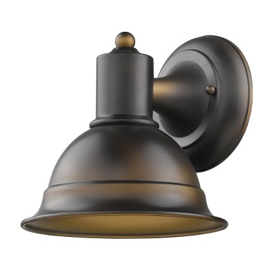 Colton 1-Light Outdoor Wall Mount