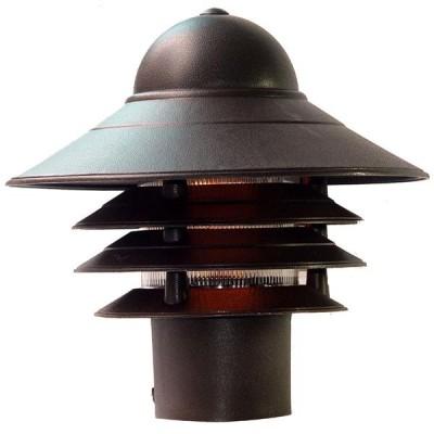 Mariner Durabrite Plastic 1-Light Post-Mounted Lantern
