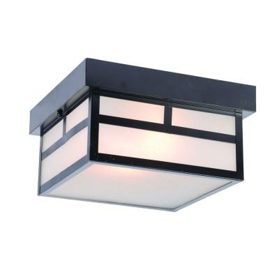 Artisan 2-Light Ceiling Flushmount