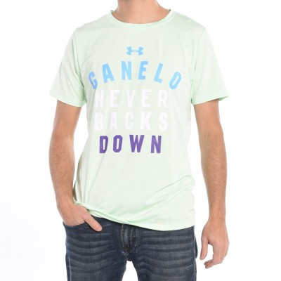 Men's workout T-shirt in Mint