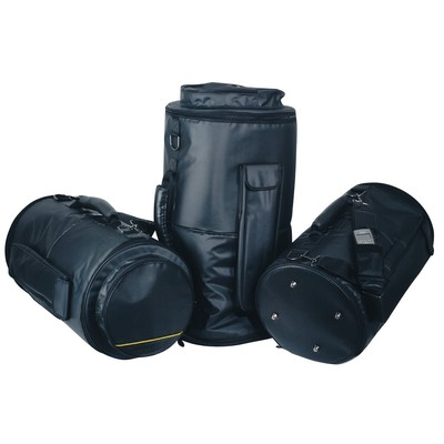"Gig Bag Drum RockBag Premium 9""x10""/10""x12"" - Black - RockBag - RB 22632 B"