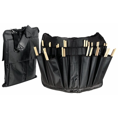 RockBag Deluxe Travelling Drum Stick Bag - Black - RockBag - RB 22696 B