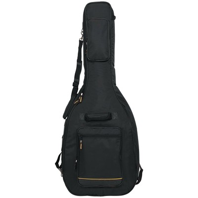 Gig Bag Guitar Acoustic RockBag Deluxe - Black