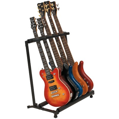 Stand Guitar RockStand for 5 - Flat Pack - Black