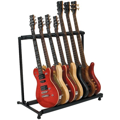 Stand Guitar RockStand for 7 - Flat Pack - Black
