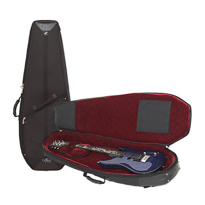 Gig Bag Guitar Electric Casket - Black - Casket