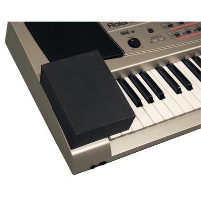 Rockcase Deluxe Keyboard Case - 47x19x7, Black - RockCase - RC 21643 B