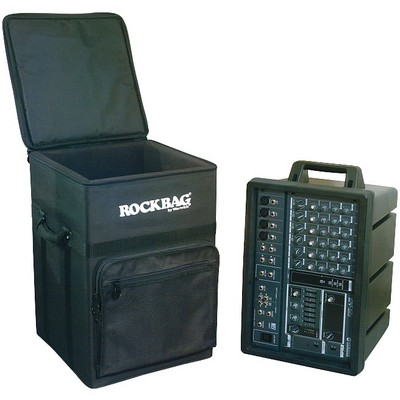 Gig Bag Power Mixer RockBag Transporter - Black - RockBag - RB 23800 B