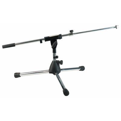 "Stand Mic RockStand 30cm/11.81"" w/Telescoping Boom - Nickel - RockStand - RS 20763 NK"