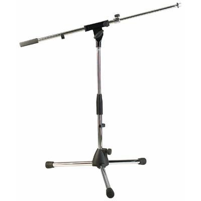"Stand Mic RockStand 50-70cm/19.7-27.5"" w/Telescoping Boom-Ni - RockStand - RS 20773 NK"
