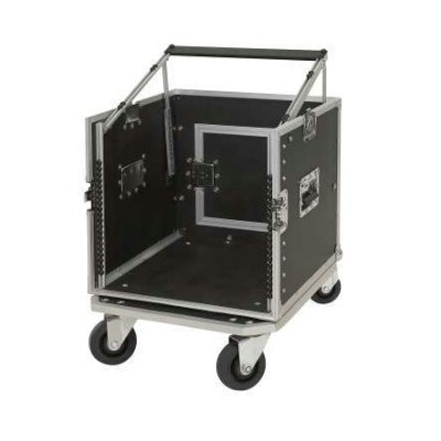 "Rack RockCase 19"" L Flight Case 16HE/16U - RockCase - RC 24316 B"