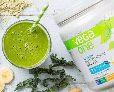 Vega Nutritional Supplements