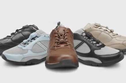 Dr. Comfort orthopedic shoes for men