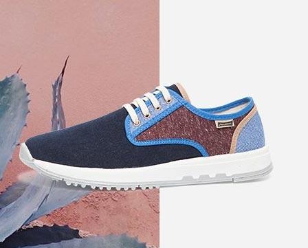 Two Tonal Maians Sneaker